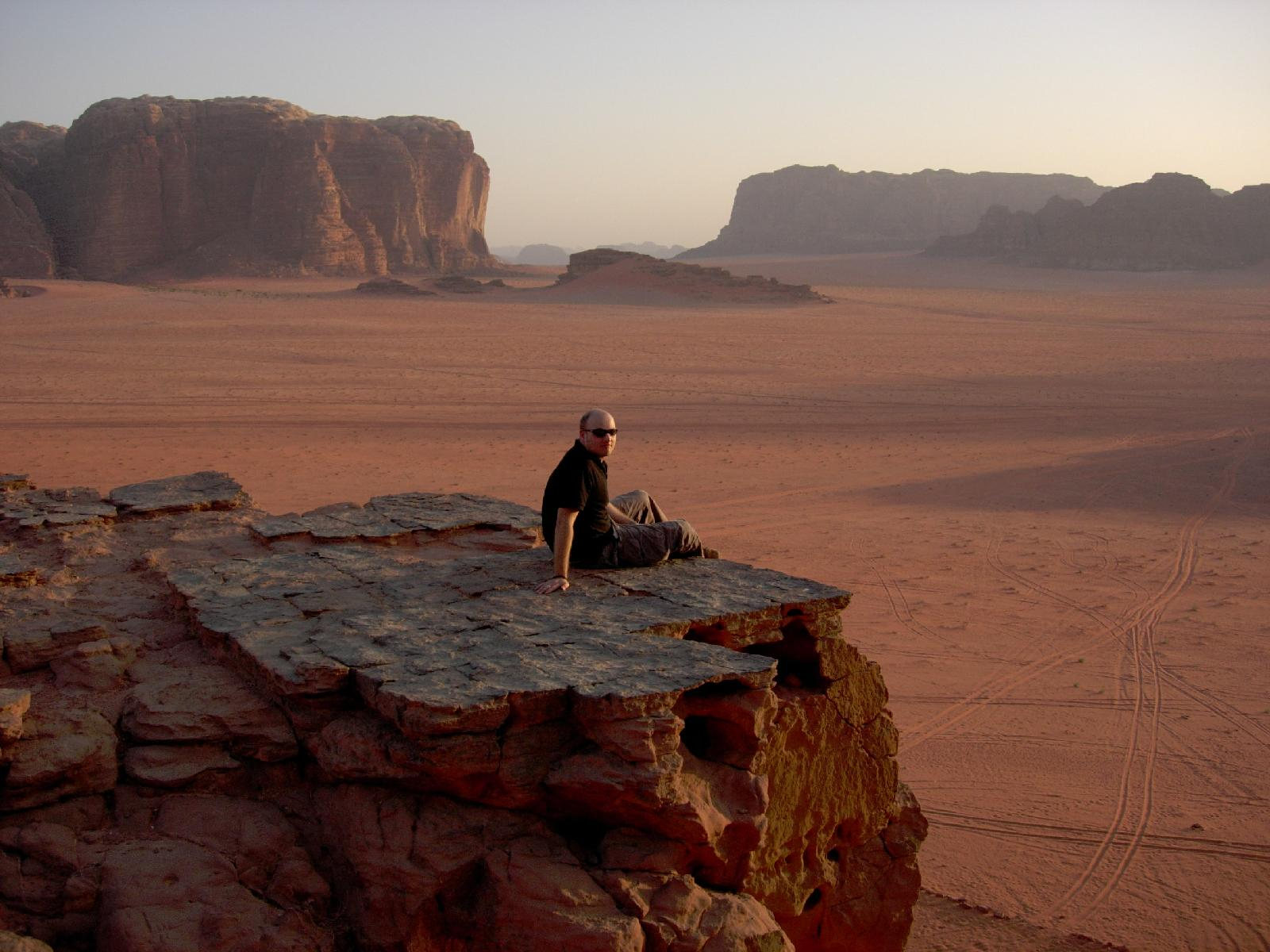 Wadi Rum Had We But World Enough And Time